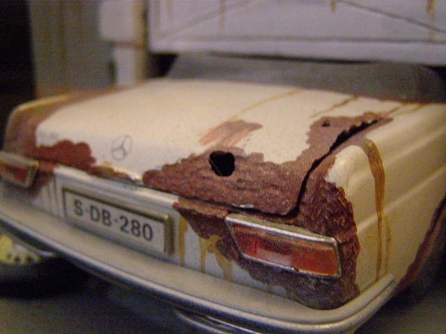 Mercedes dioramas voitures for Garage mercedes autour de moi
