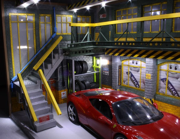 garages J66