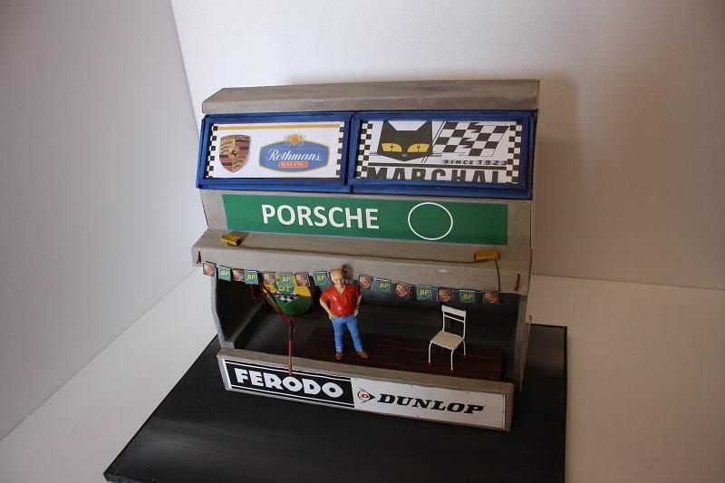 stand F1 Porsche